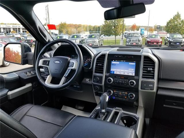 2017 Ford F-150 Lariat (Stk: OF18555A) in Uxbridge - Image 14 of 17
