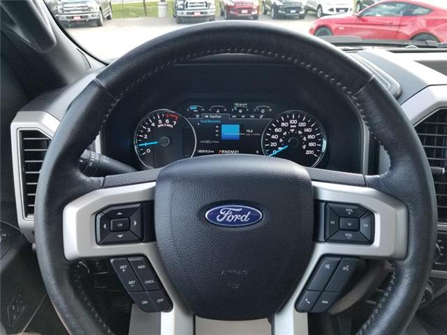 2017 Ford F-150 Lariat (Stk: OF18555A) in Uxbridge - Image 16 of 17