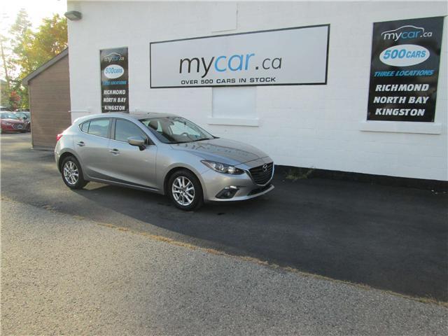 2015 Mazda Mazda3 GS (Stk: 181510) in Richmond - Image 2 of 14