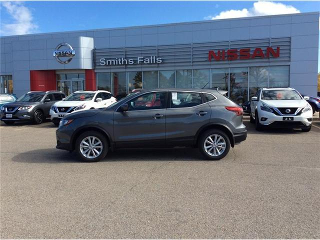2018 Nissan Qashqai S (Stk: 18-348) in Smiths Falls - Image 1 of 13