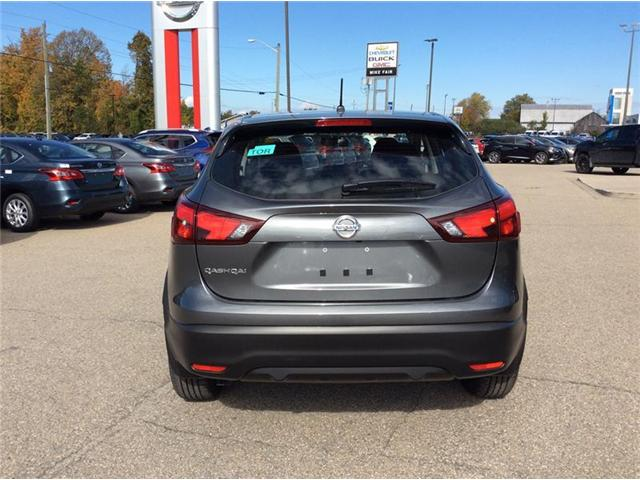 2018 Nissan Qashqai S (Stk: 18-348) in Smiths Falls - Image 4 of 13
