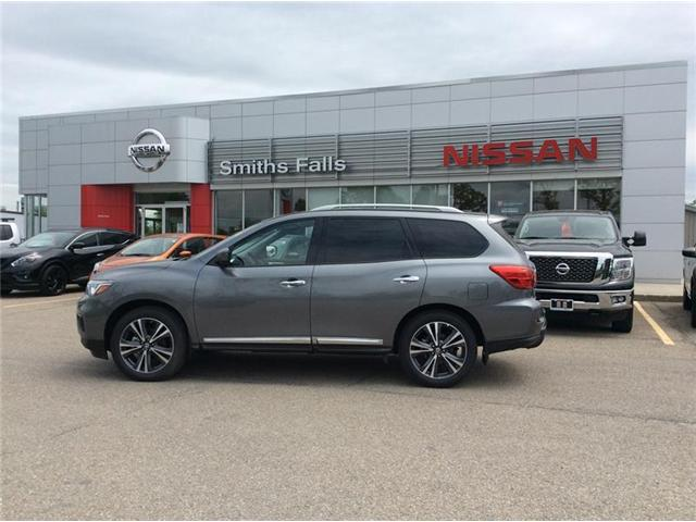 2018 Nissan Pathfinder Platinum (Stk: 18-361) in Smiths Falls - Image 1 of 13