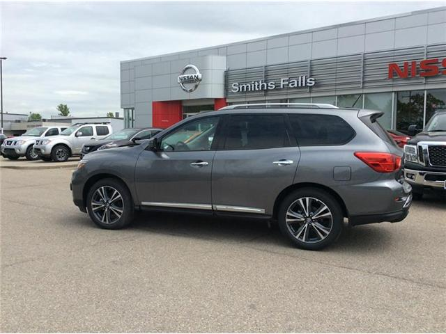 2018 Nissan Pathfinder Platinum (Stk: 18-361) in Smiths Falls - Image 2 of 13