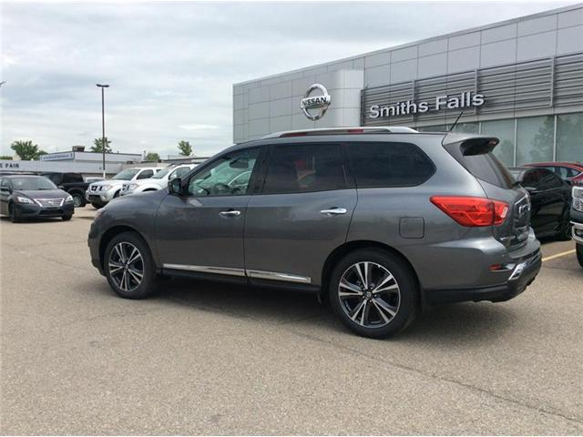 2018 Nissan Pathfinder Platinum (Stk: 18-361) in Smiths Falls - Image 3 of 13