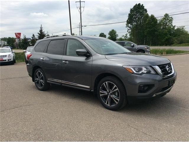 2018 Nissan Pathfinder Platinum (Stk: 18-361) in Smiths Falls - Image 4 of 13