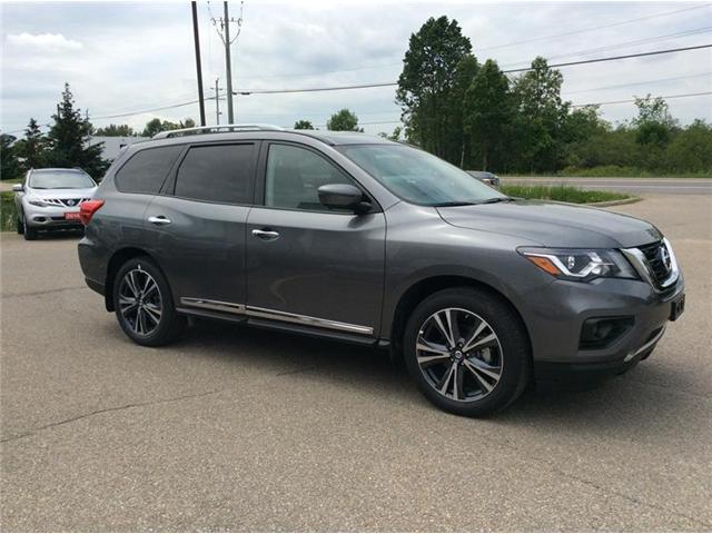 2018 Nissan Pathfinder Platinum (Stk: 18-361) in Smiths Falls - Image 5 of 13