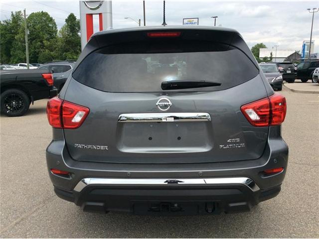 2018 Nissan Pathfinder Platinum (Stk: 18-361) in Smiths Falls - Image 8 of 13