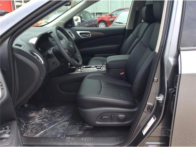 2018 Nissan Pathfinder Platinum (Stk: 18-361) in Smiths Falls - Image 9 of 13