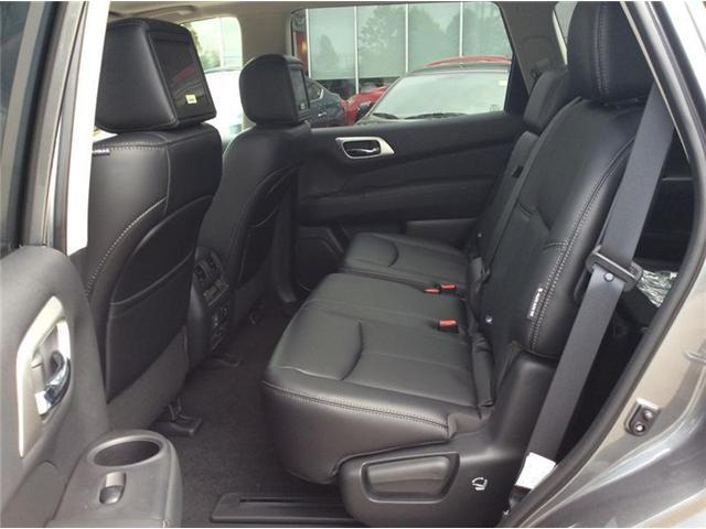 2018 Nissan Pathfinder Platinum (Stk: 18-361) in Smiths Falls - Image 10 of 13