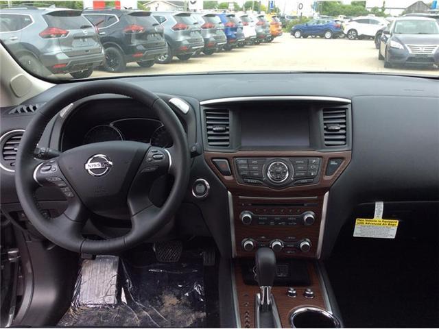 2018 Nissan Pathfinder Platinum (Stk: 18-361) in Smiths Falls - Image 11 of 13