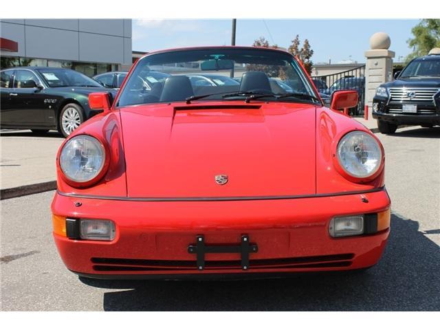 1991 Porsche 911 Carrera 4  (Stk: 16487) in Toronto - Image 2 of 16