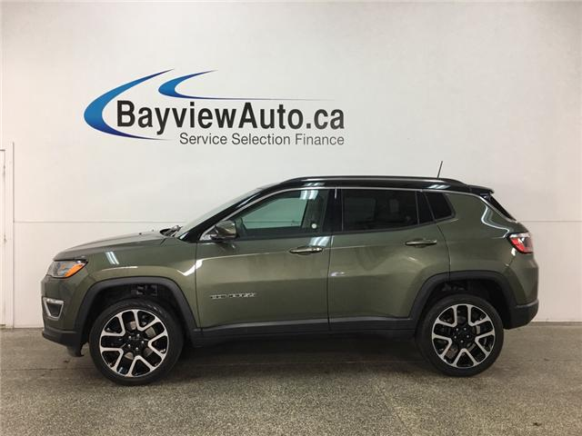 2017 Jeep Compass Limited (Stk: 33510W) in Belleville - Image 1 of 29