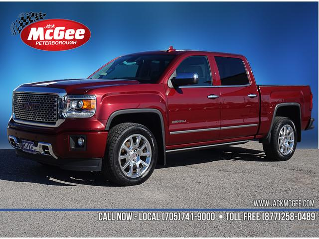 2015 GMC Sierra 1500 Denali (Stk: 18926A) in Peterborough - Image 1 of 22