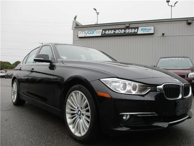 2014 BMW 328i xDrive (Stk: 181509) in Richmond - Image 1 of 14