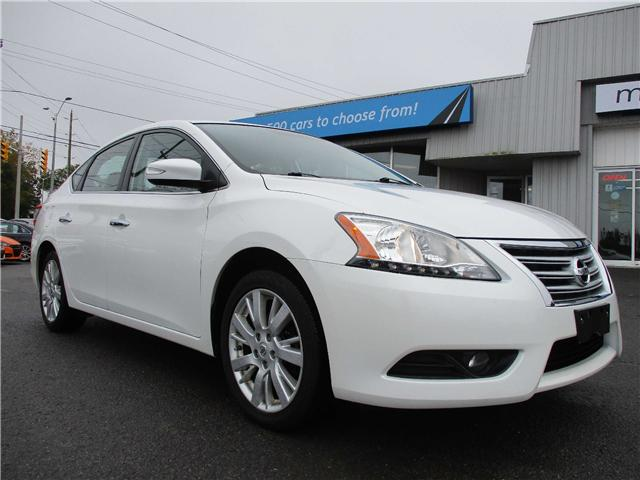 2014 Nissan Sentra 1.8 SL (Stk: 181529) in Kingston - Image 1 of 13