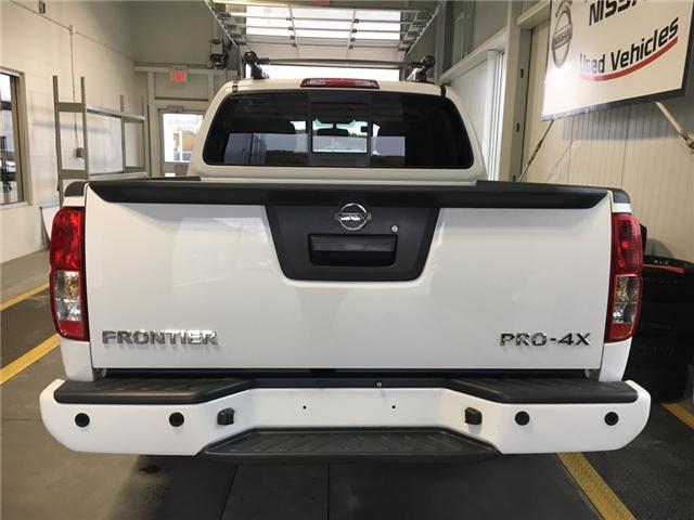 2018 Nissan Frontier PRO-4X (Stk: P0618) in Owen Sound - Image 4 of 12