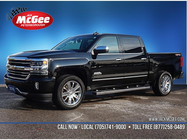 2016 Chevrolet Silverado 1500 High Country (Stk: P16747) in Peterborough - Image 1 of 23