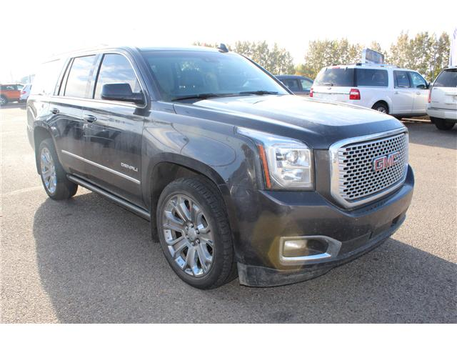 2016 GMC Yukon Denali (Stk: 163890) in Medicine Hat - Image 1 of 23