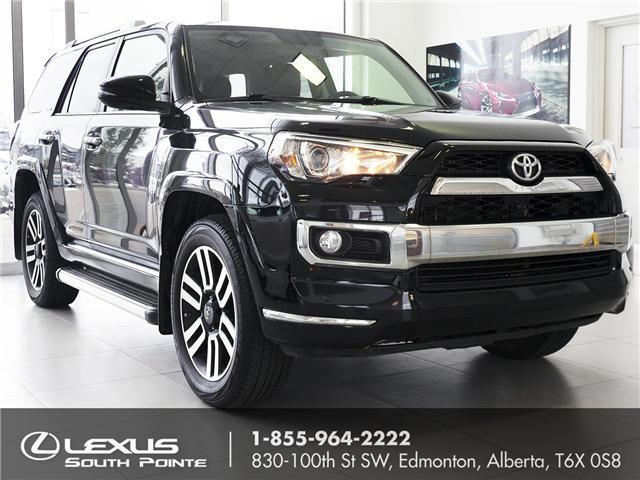 2015 Toyota 4Runner SR5 V6 (Stk: L8D0554A) in Edmonton - Image 1 of 20