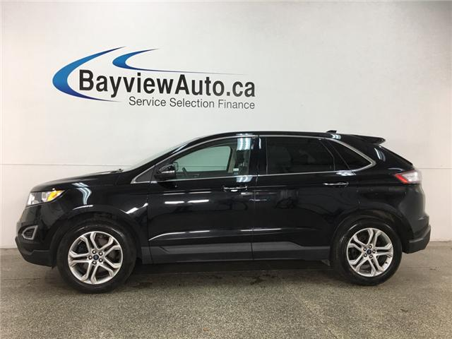 2018 Ford Edge Titanium (Stk: 33675EW) in Belleville - Image 1 of 29