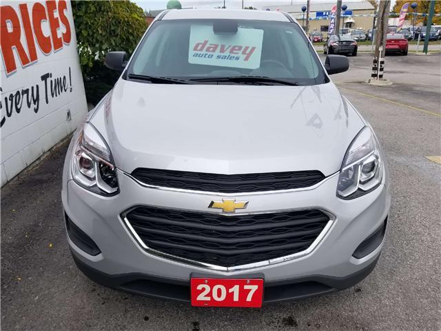 2017 Chevrolet Equinox LS (Stk: 18-643) in Oshawa - Image 2 of 15