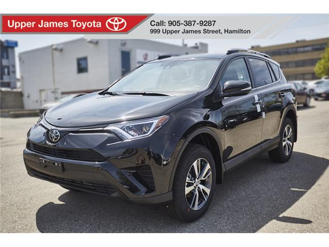 2018 Toyota RAV4 LE (Stk: 1801028) in Hamilton - Image 1 of 16