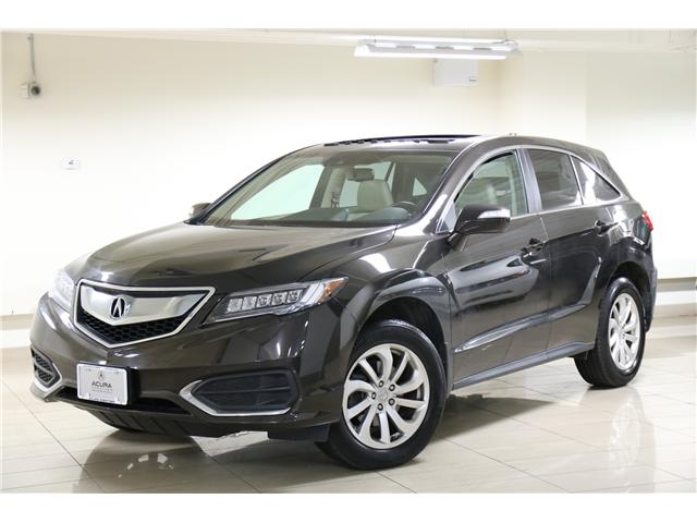 2016 Acura RDX Base (Stk: D12297A) in Toronto - Image 1 of 31