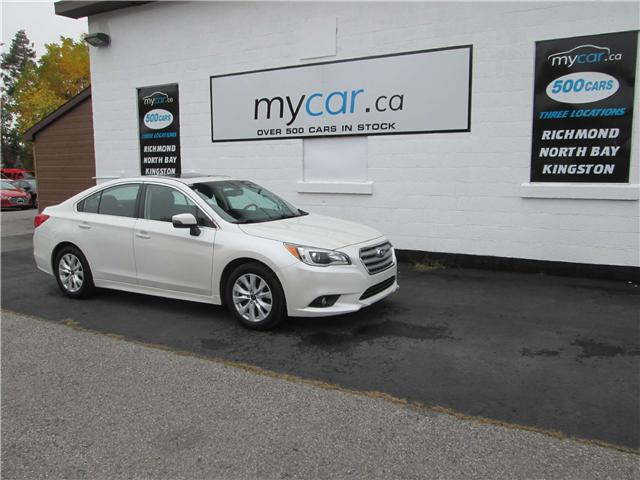 2015 Subaru Legacy 2.5i Touring Package (Stk: 181399) in North Bay - Image 1 of 14