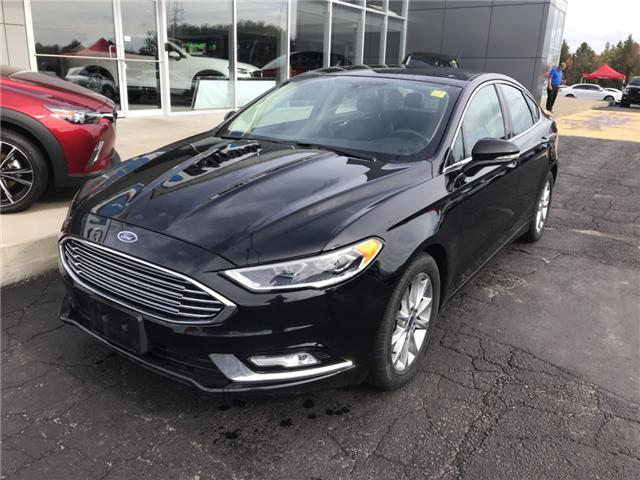 2017 Ford Fusion SE (Stk: 21489) in Pembroke - Image 2 of 10