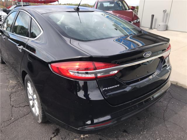 2017 Ford Fusion SE (Stk: 21489) in Pembroke - Image 3 of 10
