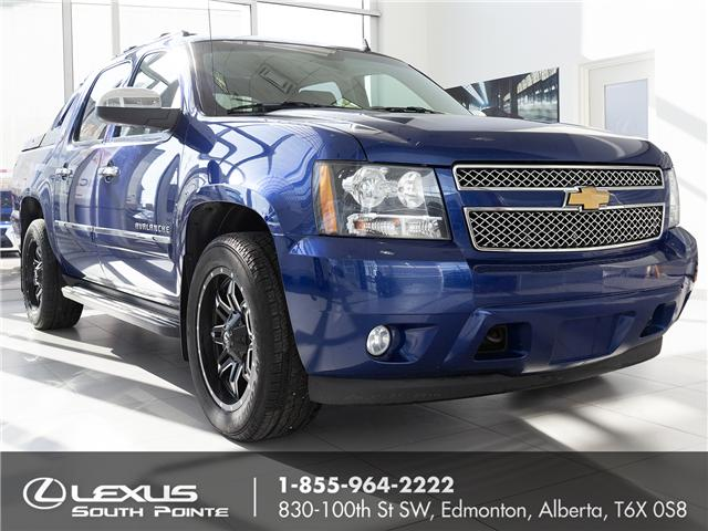 2013 Chevrolet Avalanche LTZ (Stk: L800560A) in Edmonton - Image 1 of 19