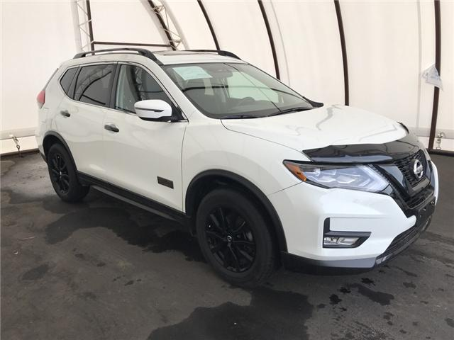 2017 Nissan Rogue SV (Stk: IU1167) in Thunder Bay - Image 1 of 18