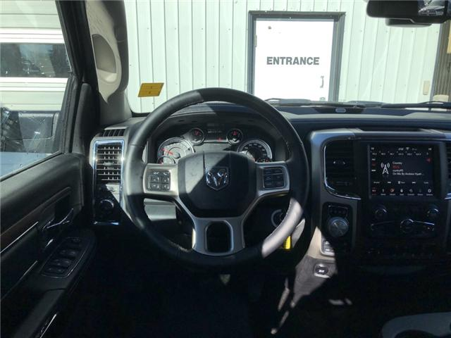 2018 RAM 1500 Laramie (Stk: 13850) in Fort Macleod - Image 10 of 19