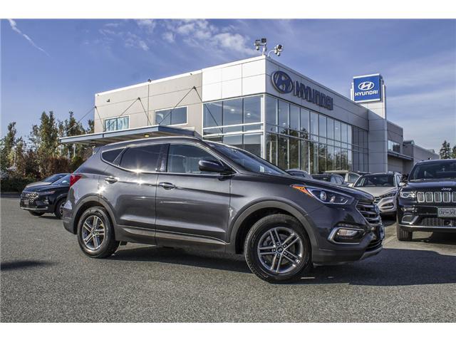 2018 Hyundai Santa Fe Sport 2.4 Premium (Stk: AH8749) in Abbotsford - Image 2 of 30