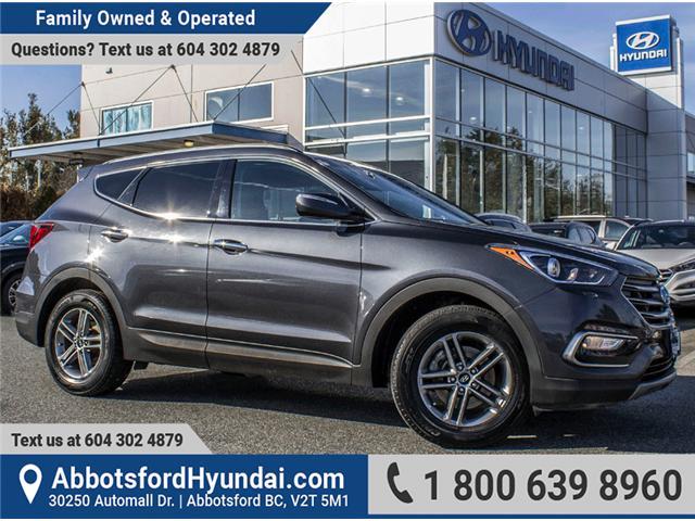 2018 Hyundai Santa Fe Sport 2.4 Premium (Stk: AH8748) in Abbotsford - Image 1 of 29