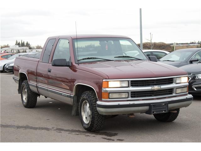 1998 Chevrolet C1500 Silverado (Stk: P283-1) in Brandon - Image 2 of 6