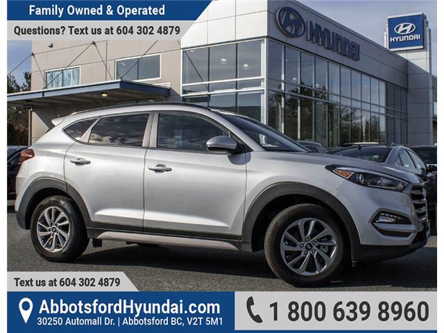 2018 Hyundai Tucson SE 2.0L (Stk: AH8743) in Abbotsford - Image 1 of 24