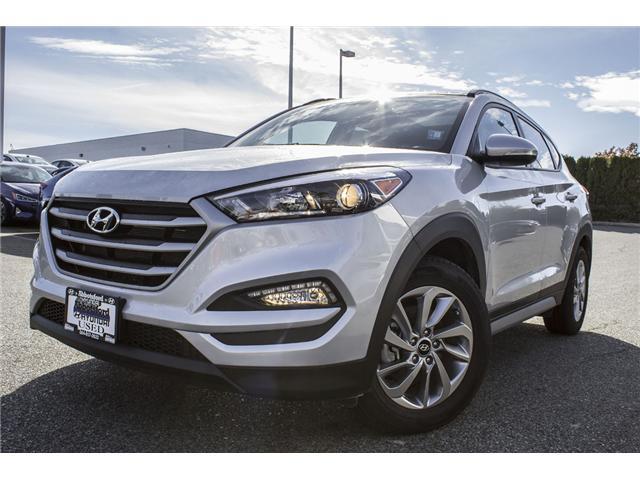 2018 Hyundai Tucson SE 2.0L (Stk: AH8743) in Abbotsford - Image 4 of 24