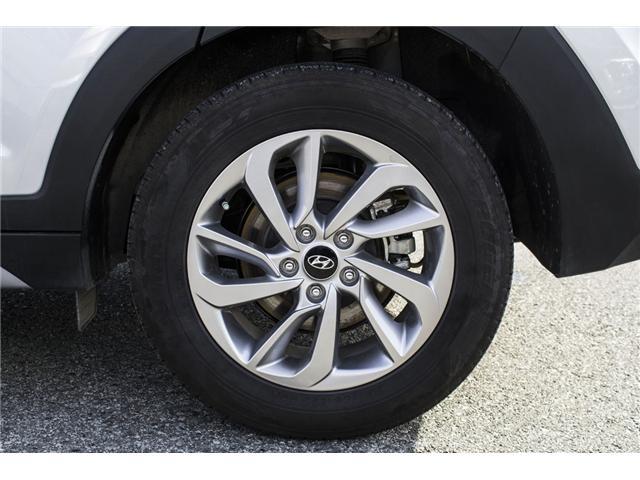 2018 Hyundai Tucson SE 2.0L (Stk: AH8743) in Abbotsford - Image 6 of 24
