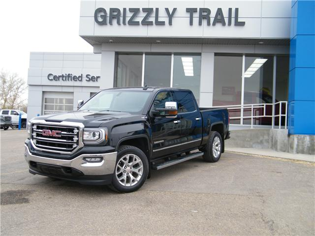 2017 GMC Sierra 1500 SLT (Stk: 55953) in Barrhead - Image 2 of 16