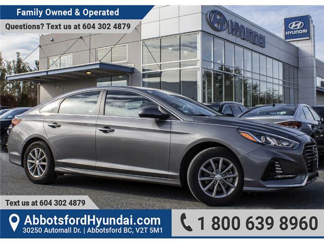 2018 Hyundai Sonata GL (Stk: AH8750) in Abbotsford - Image 1 of 27