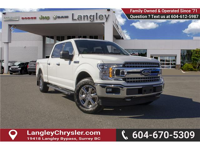 2018 Ford F-150 XLT (Stk: EE898230) in Surrey - Image 1 of 22