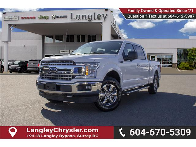 2018 Ford F-150 XLT (Stk: EE898230) in Surrey - Image 3 of 22
