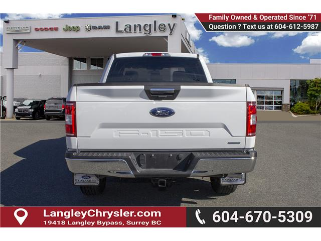 2018 Ford F-150 XLT (Stk: EE898230) in Surrey - Image 5 of 22