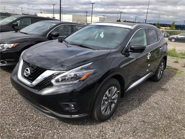 2018 Nissan Murano SL (Stk: 18724) in Barrie - Image 1 of 5