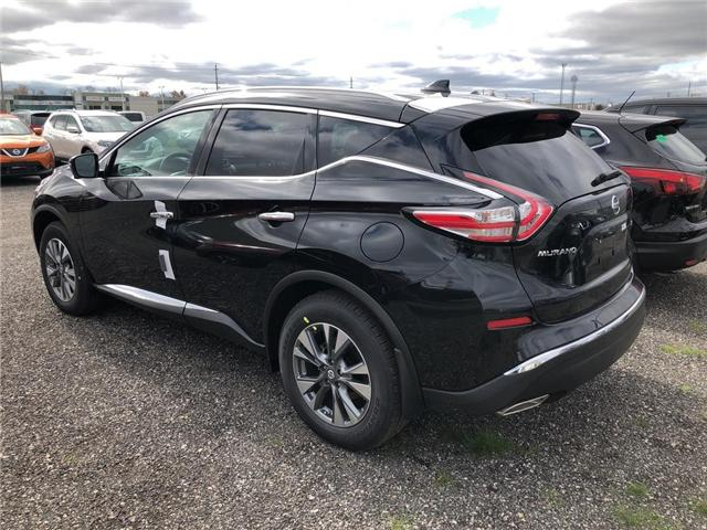2018 Nissan Murano SL (Stk: 18724) in Barrie - Image 2 of 5