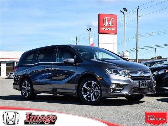 2019 Honda Odyssey  (Stk: 9V63) in Hamilton - Image 1 of 19