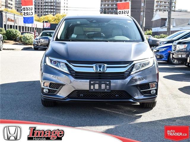 2019 Honda Odyssey  (Stk: 9V63) in Hamilton - Image 2 of 19