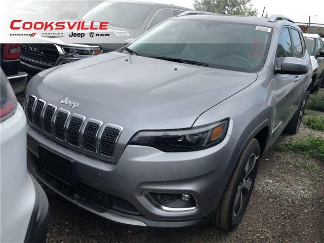2019 Jeep Cherokee Limited (Stk: KD196367) in Mississauga - Image 1 of 1