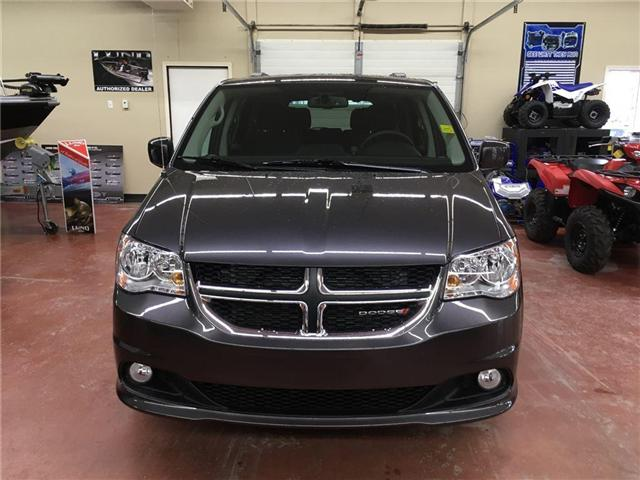 2017 Dodge Grand Caravan Crew (Stk: T17-253A) in Nipawin - Image 2 of 11